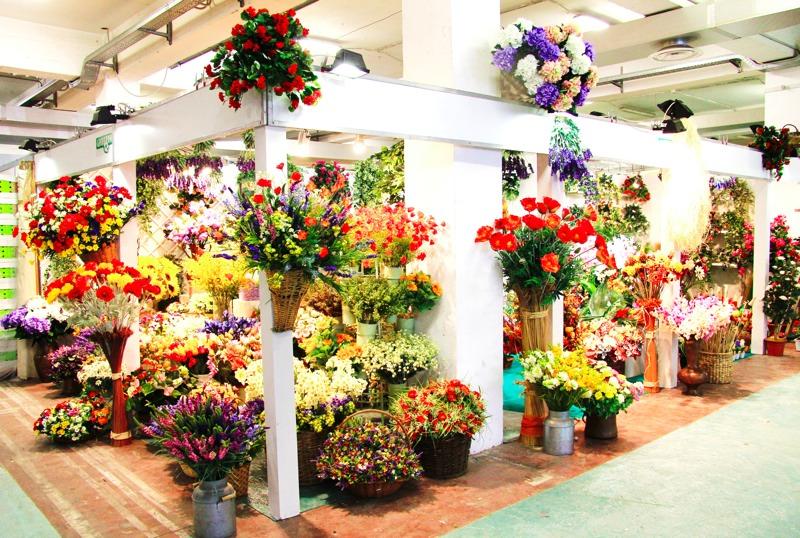 Stand Euroflora 2011